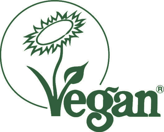Vegan Society Product Logo (Green) no background