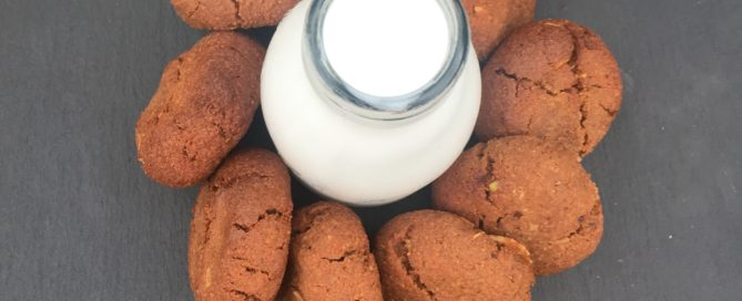 Coconut Cacao Vegan Cookies - Ecomil